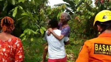 Nenek Berusia 110 Tahun Ditemukan Dalam Kondisi Lemas